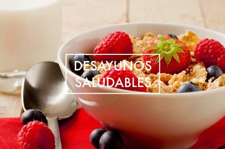 Desayunos saludables para niños y adolescentes