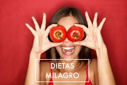 "Consejos para detectar ""Dietas Milagro"""