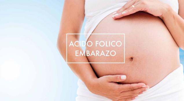 La importancia del ácido fólico en el embarazo