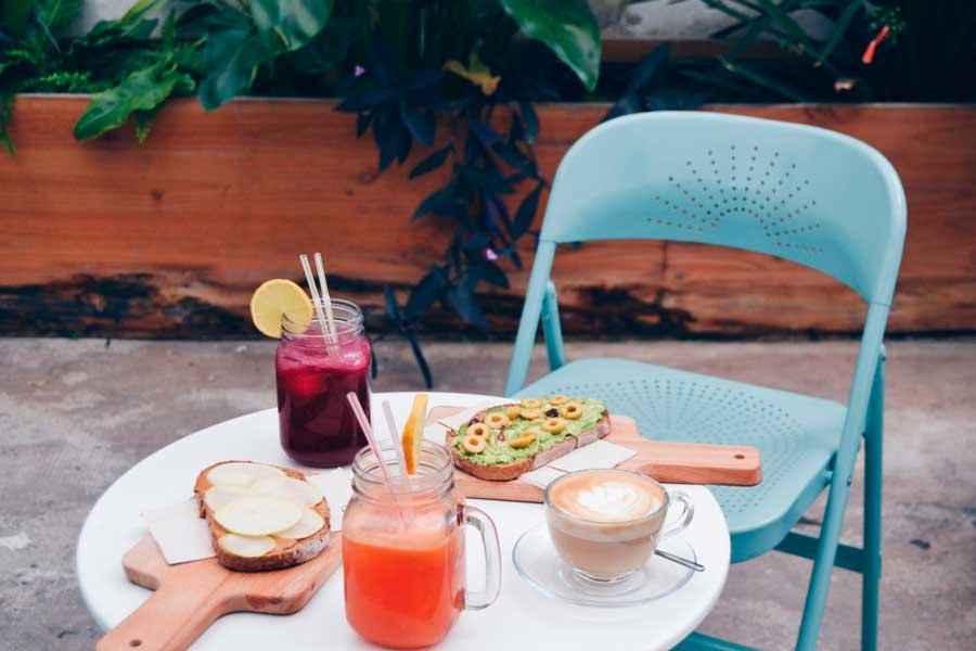 restaurantes saludables en Valencia