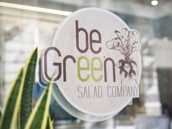 Restaurantes saludable Valencia Be Green