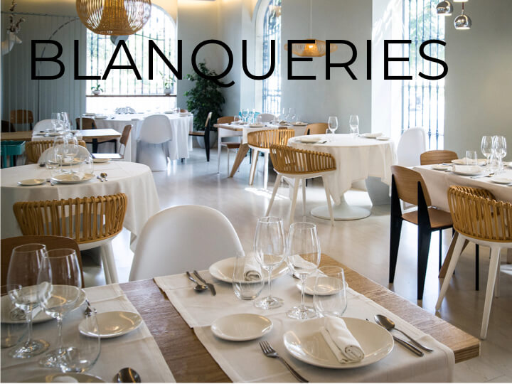 Restaurante Saludable Blanqueries