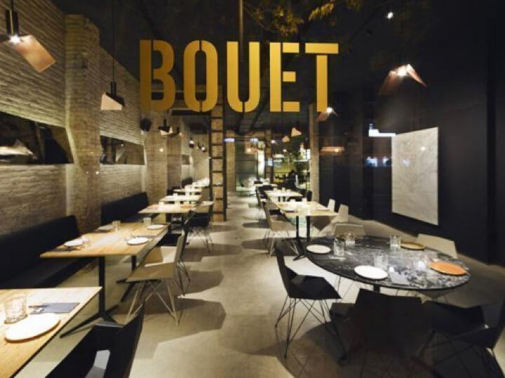 Restaurante saludable Valencia Bouet
