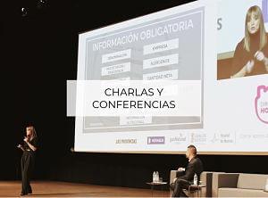 Charlas Conferencias nutricion Elisa Escorihuela