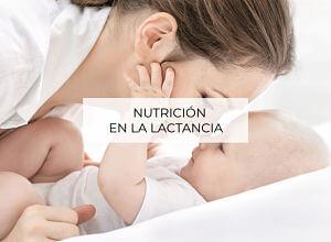 Nutrición en la lactancia Valencia