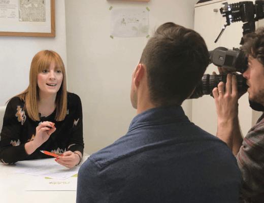 Elisa Escorihuela Nutricionista Antena 3 veganos entrevista