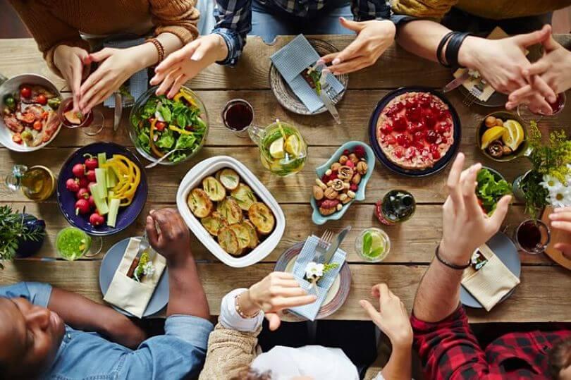 Comer sano cuando sales fuera de casa Valencia