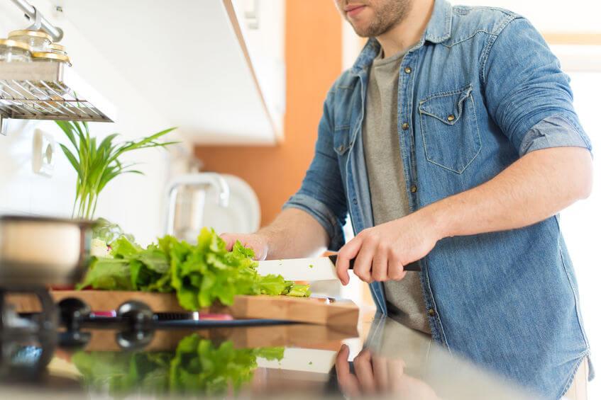 Técnicas de cocina saludable